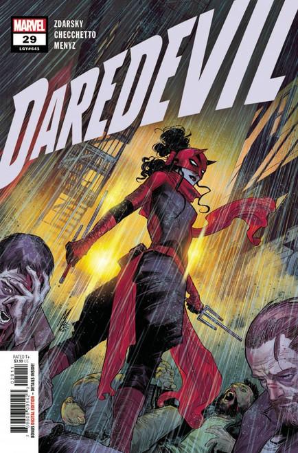 Daredevil #29 - Marvel Comic - 14/04/21