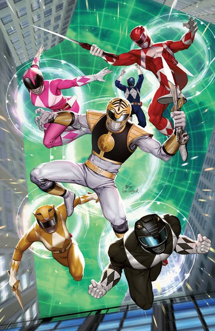 Mighty Morphin #6 - Boom! Comic - 14/04/21
