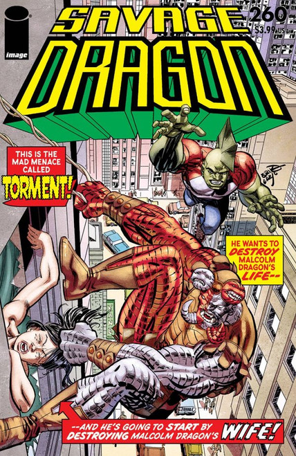 Savage Dragon #260 - Image Comic - 19/05/21