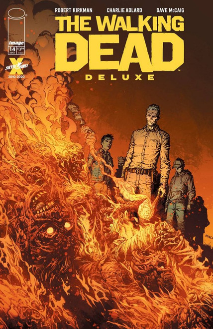 The Walking Dead Deluxe - Skybound Comic - 05/05/21