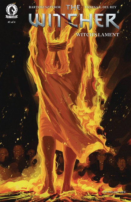 The Witcher: Witch's Lament #1 - Dark Horse Comic - 26/05/21