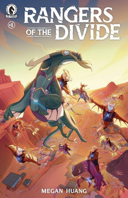 Rangers of the Divide #1 - Dark Horse Comic - 19/05/21