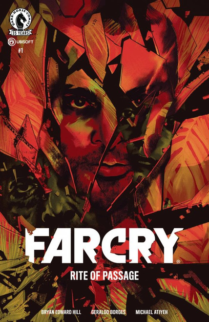 Far Cry: Rite of Passage #1 - Dark Horse Comic - 19/05/21