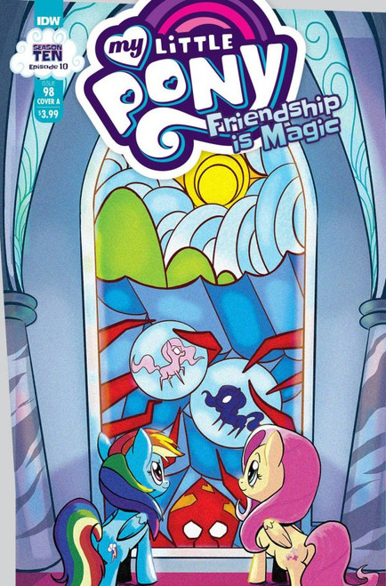 My Little Pony: Friendship Is Magic #98 - IDW Comic - 12/05/21