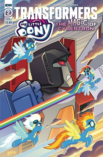 My Little Pony / Transformers II #2 - IDW Comic - 26/05/21