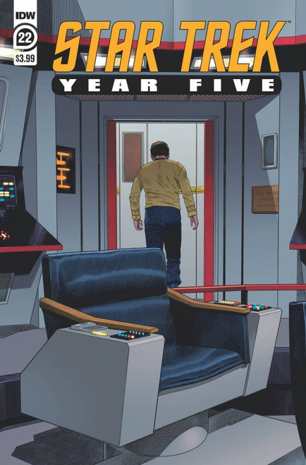 Star Trek: Year Five #22 - IDW Comic - 02/06/21