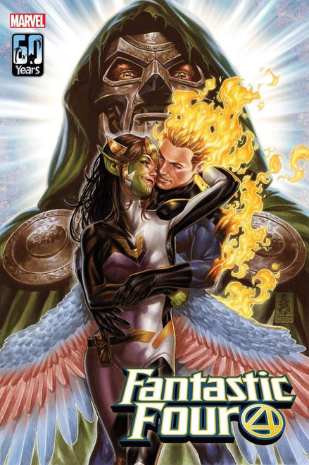 Fantastic Four #32 - Marvel Comic - 12/05/21