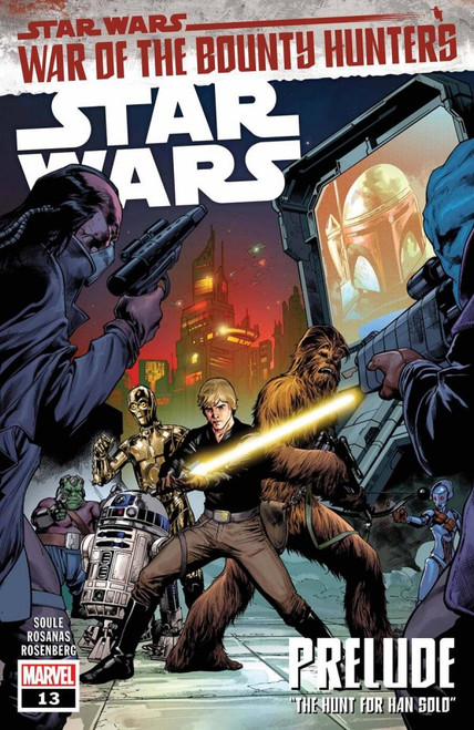 Star Wars #13 - Marvel Comic - 12/05/21