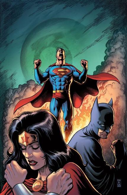 Justice League: Last Ride #1 - DC Comic - 11/05/21