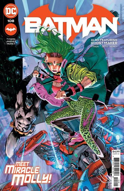 Batman #108 - DC Comic - 04/05/21