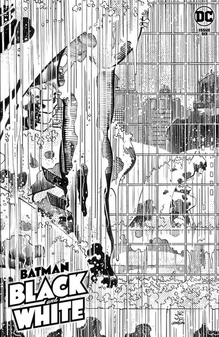 Batman: Black and White #6 - DC Comic - 11/05/21