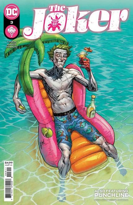The Joker #3 - DC Comic - 11/05/21