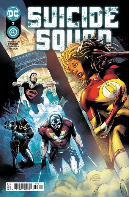 Suicide Squad #3 - DC Comic - 04/05/21