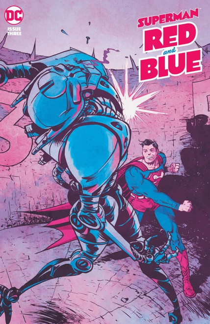 Superman: Red and Blue #3 - DC Comic - 18/05/21
