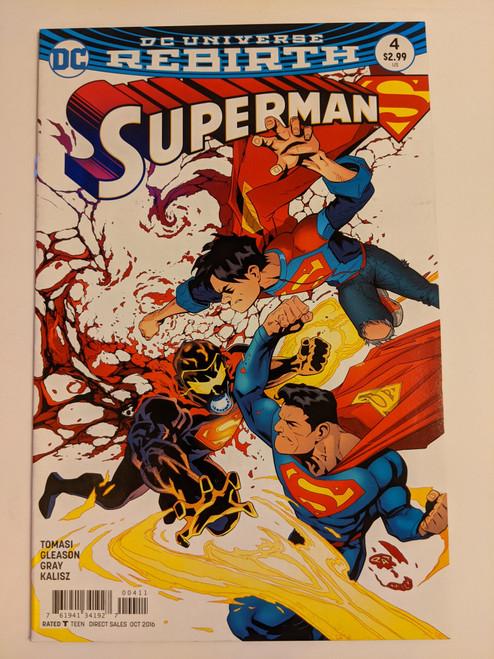 Superman Volume 4 #4 - 2016 - DC Comic - NM