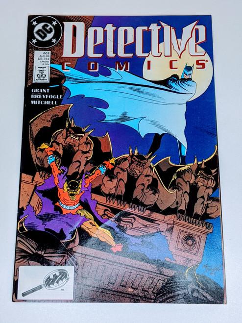 Detective Comics #603 - 1989 - DC Comic - VG