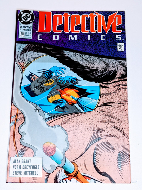 Detective Comics #611 - 1989 - DC Comic - VG
