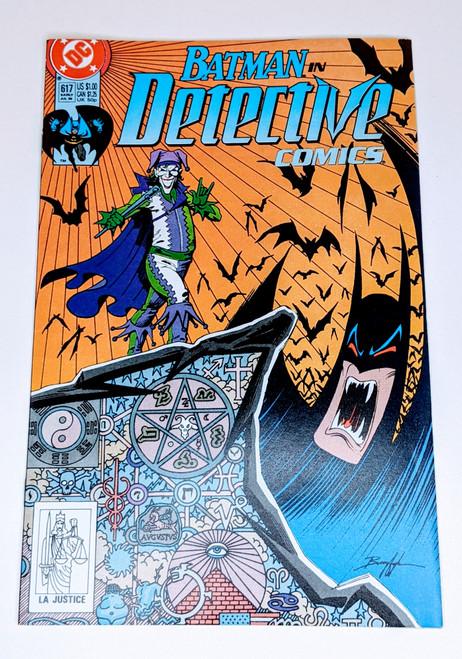 Detective Comics #617 - 1990 - DC Comic - FF