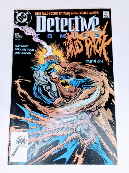 Detective Comics #607 - 1989 - DC Comic - FF