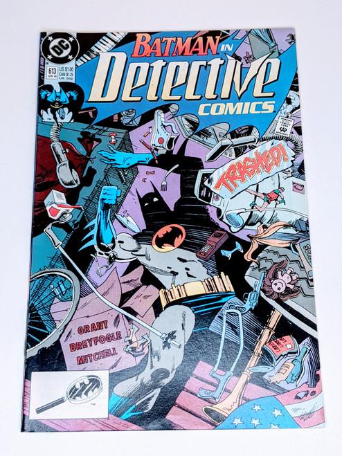 Detective Comics #613 - 1991 - DC Comic - FN