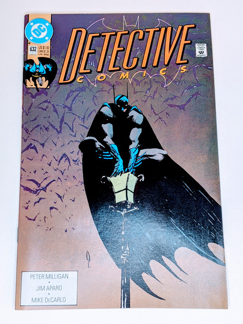 Batman #632 - 1991 - DC Comic - FN