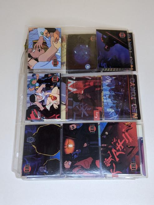 Akira Cornerstone Communications cards - 1994 - 23 card bundle - VG