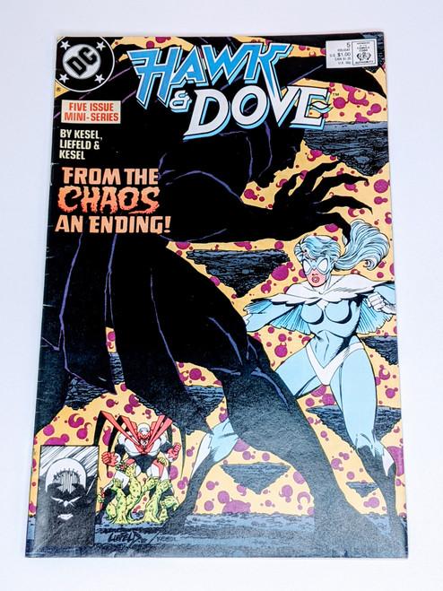 Hawk & Dove Annual #5 - 1988 - DC Comic - VG