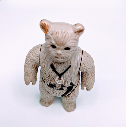 Star Wars: Return Of The Jedi Chief Chirpa - 1983 - Kenner - GD