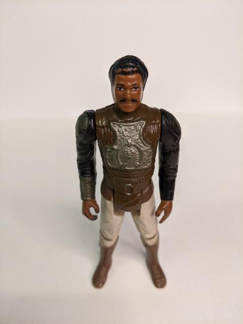 Star Wars: Return Of The Jedi Lando Calrissian Figure - 1983 - Kenner - GD