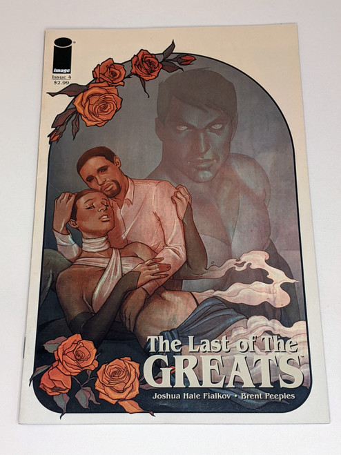 The Last of The Greats #4 - 2012 - Image Comic - VG