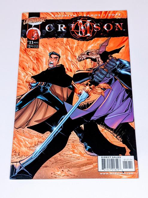 Crimson #11 - 1999 - Cliffhanger Comic - VG