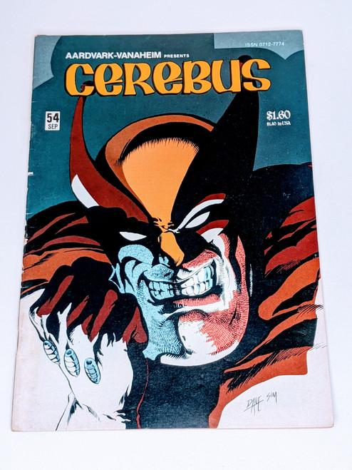 Cerebus #54 - 1977 - Aardvark-Vanaheim - FR