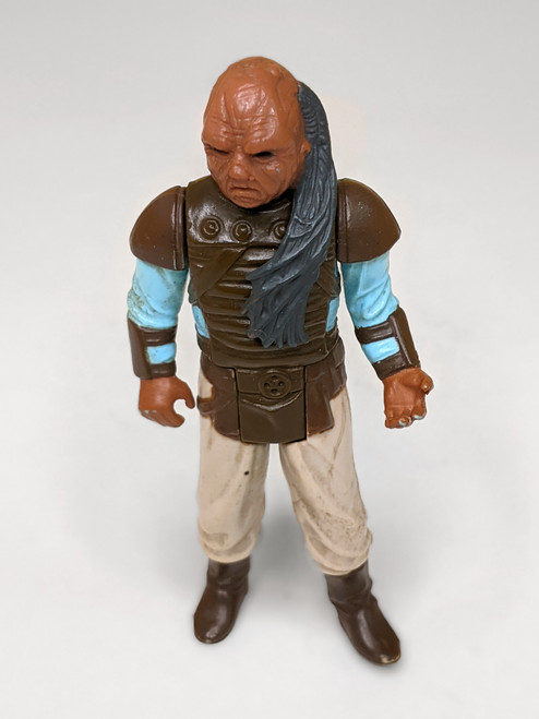 Star Wars: Return Of The Jedi Weequay Figure - 1983 - Kenner - VG