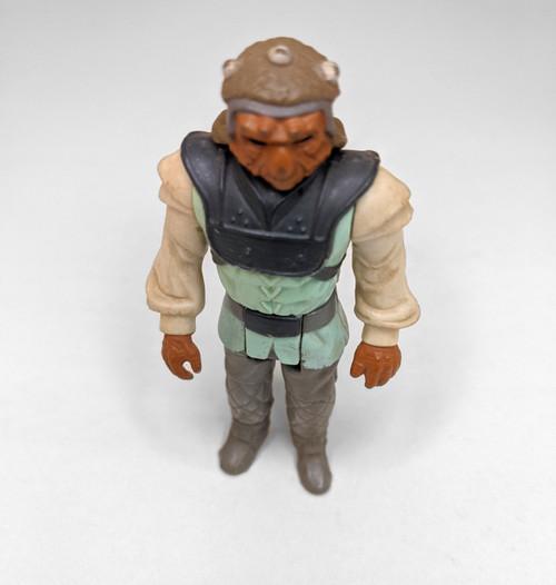 Star Wars: Return Of The Jedi Nikto Figure - 1983 - Kenner - VG