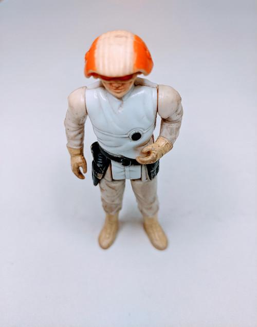 Star Wars: The Empire Strikes Back Cloud Car Pilot Figure - 1981 - Kenner - GD