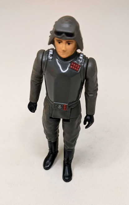 Star Wars: The Empire Strikes Back AT AT Commander General Veers Figure - 1981 - VG