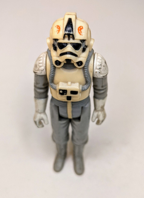 Star Wars: The Empire Strikes Back AT AT Driver Figure - 1981 - FR
