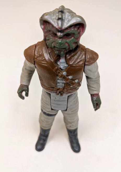 Star Wars: Return Of The Jedi Klaatu Figure - 1983 - PR