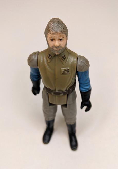 Star Wars: Return Of The Jedi General Madine Figure - 1983 - GD