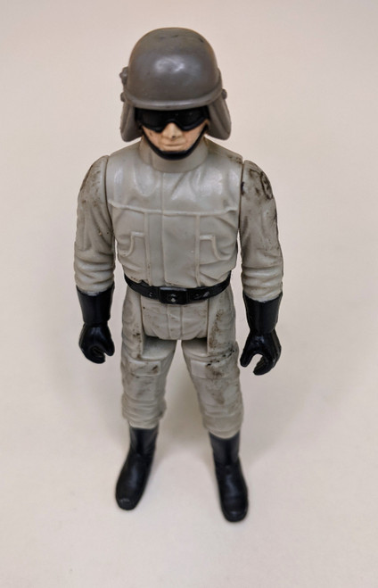 Star Wars: Return Of The Jedi AT ST Driver Figure - 1983 - PR