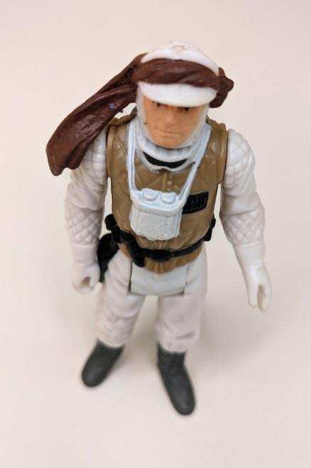 Star Wars: The Empire Strikes Back Hoth Rebel Trooper Figure - 1981 - VG