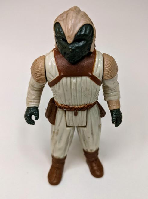 Star Wars: Return Of The Jedi Klaatu Skiff Guard Outfit Figure - 1983 - VG