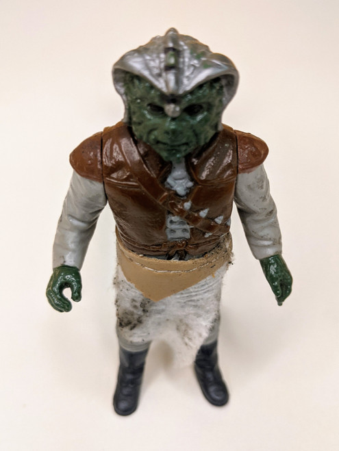 Star Wars: Return Of The Jedi Klaatu With Skirt Figure - 1983 - Kenner - FR