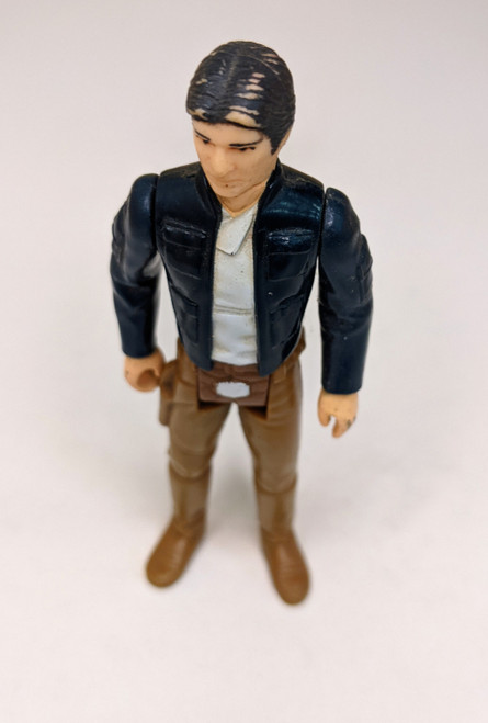 Star Wars: The Empire Strikes Back Han Solo Bespin - 1982 - Kenner - GD