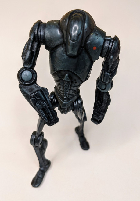 Star Wars Super Battle Droid - 2007 - Hasbro - VG