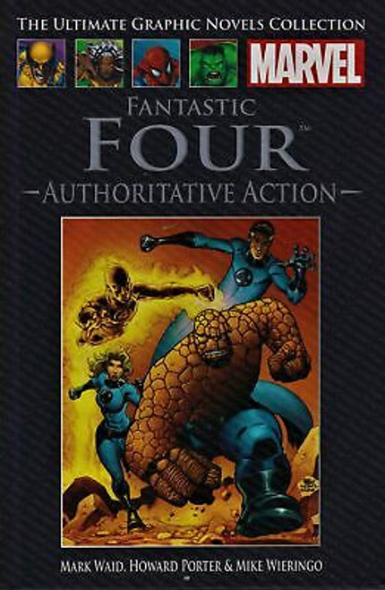 Fantastic Four: Authoritative Action #31 - 2013 - Marvel Ultimate Graphic Novels Collection