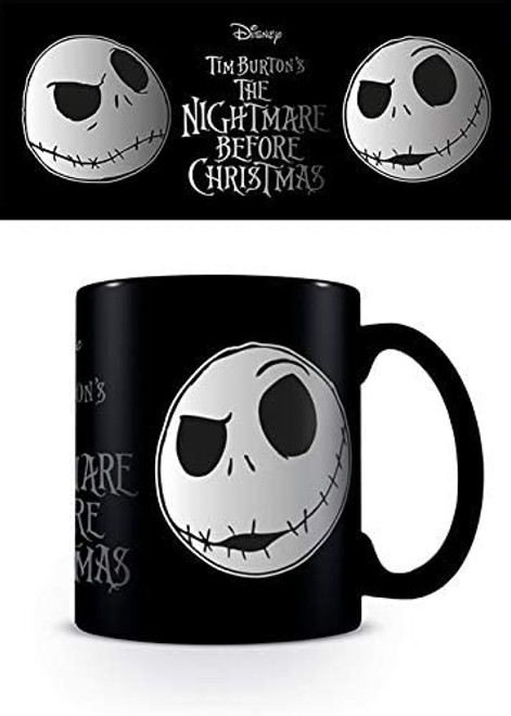 The Nightmare Before Christmas Foil Mug - 2018 - Pyramid International - New