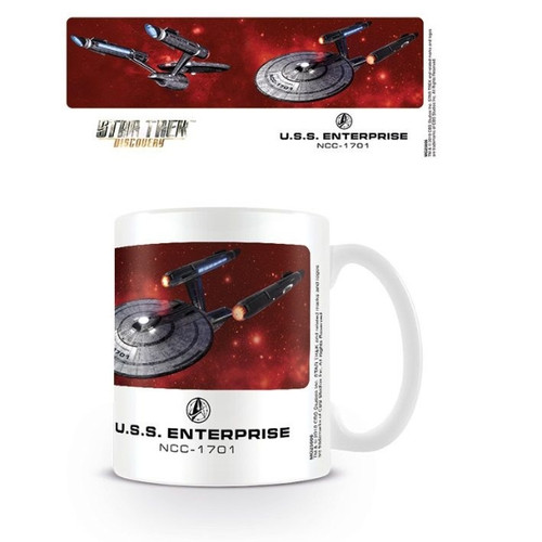 Star Trek: U.S.S Enterprise  Mug - 2018 - Pyramid International - New