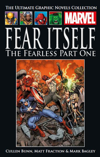 Fear Itself: Part One - 2015 - Marvel Ultimate Graphic Novels Collection