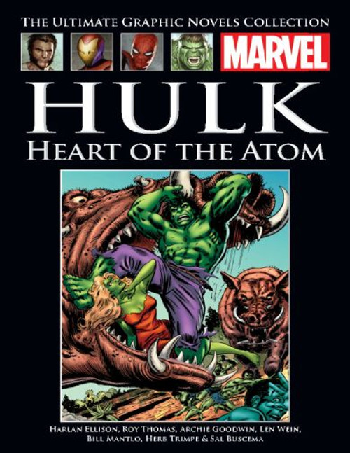 Hulk: Heart Of The Atom - 2015 - Marvel Ultimate Graphic Novels Collection